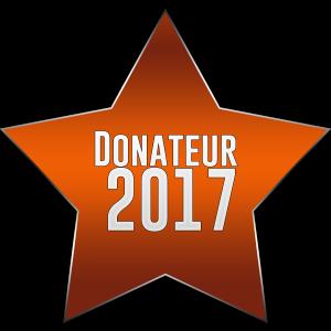 Donateur 2017