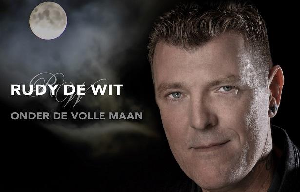 Rudy de Wit  – 'Onder De Volle Maan'