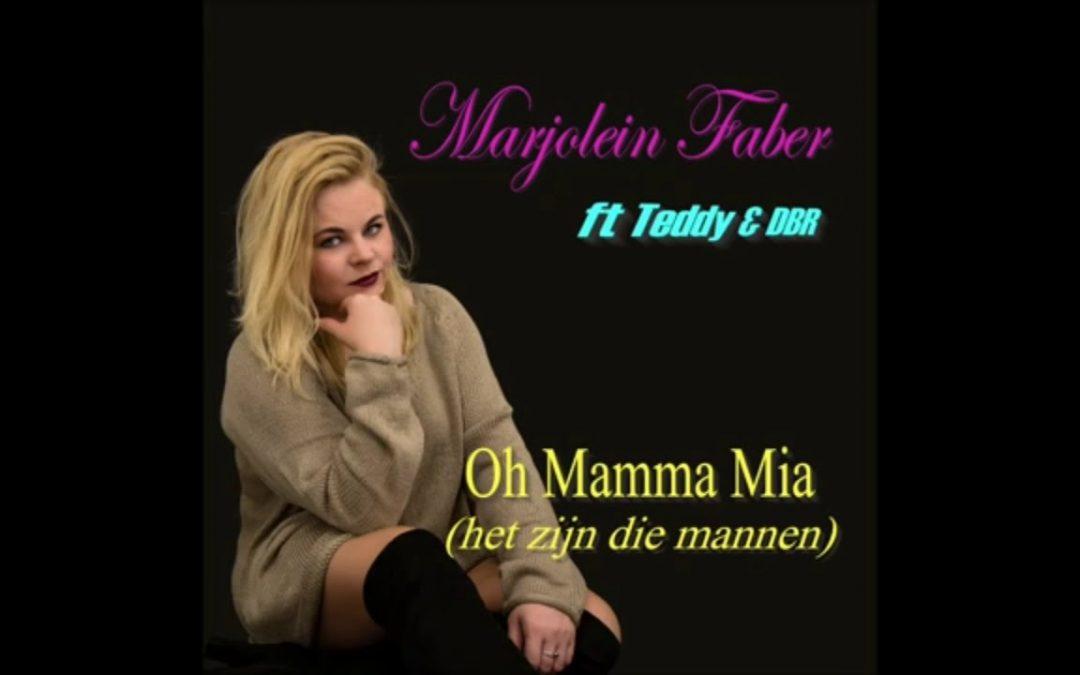 "Marjolein Faber – ""Oh Mamma Mia"""